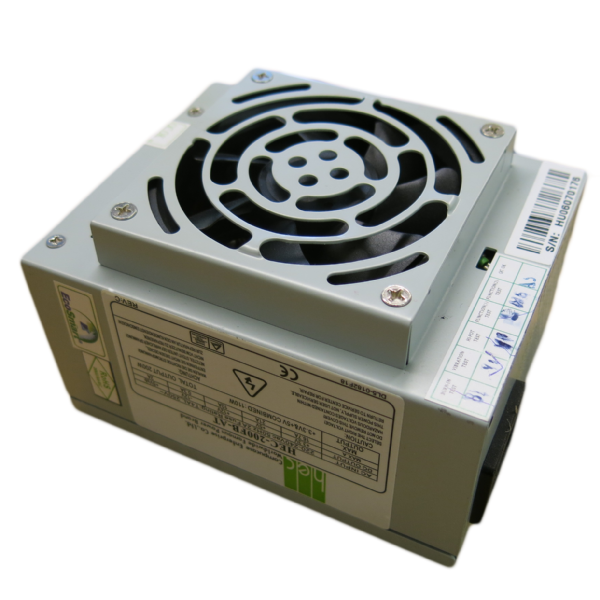 HEC PSU 200W SFX Power Supply 8cm Fan Active PFC
